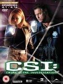 CSI: Crime Scene Investigation - Season 4, Part 1