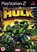 The Incredible Hulk : Ultimate Destruction