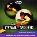 Virtual Snooker - Jewel Case