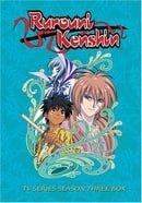 Rurouni Kenshin - TV Series Volume Three