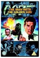 James Bond - The Man With The Golden Gun (Ultimate Edition 2 Disc Set)  [DVD] [1974]