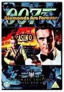 James Bond - Diamonds Are Forever (Ultimate Edition 2 Disc Set) [DVD] [1971]