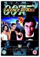James Bond - Licence to Kill (Ultimate Edition 2 Disc Set) [DVD] [1989]