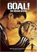Goal! The Dream Begins [DVD] [2005] [Region 1] [US Import] [NTSC]