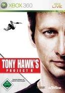 Activision TONY HAWKS PROJECT 8