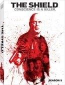 The Shield: Season 5 (REGION 1) (NTSC)