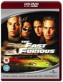 The Fast And The Furious [HD DVD] [2001]