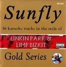 Sunfly Karaoke Gold CD + G - Linkin Park & Limp Bizkit