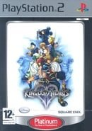 Kingdom Hearts II Platinum (PAL)