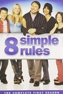8 Simple Rules: Complete First Season   [Region 1] [US Import] [NTSC]