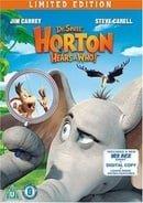 Horton Hears A Who (2 Disc Edition including Bonus Digital Copy)