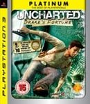 Sony Uncharted: Drakes Fortune - Platinum Edition (Ps3)