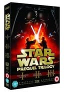 Star Wars Trilogy: Episodes I, II And III