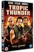 Tropic Thunder - Single Disc (2009) Ben Stiller; Robert Downey Jr.