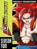 Dragon Ball GT: Season Two (Includes A Hero