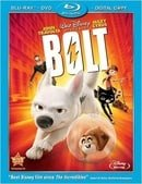 Bolt (Three-Disc Edition w/ Standard DVD + Digital Copy + BD Live)