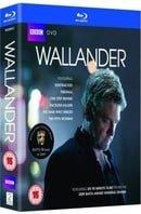 Wallander - Series 1 & 2 Box Set [Region Free]
