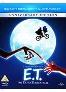 E.T. The Extra Terrestrial (Blu-ray + Digital Copy + UV Copy)