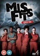 Misfits - Series 2 - Complete