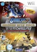 Gunblade NY and LA Machineguns Arcade Hits Pack