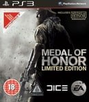Medal of Honor - Limited Edition (PS3)