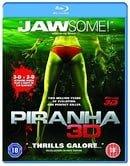 Piranha 3D [2010] (Blu-ray 3D)