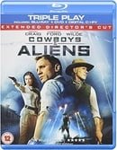 Cowboys & Aliens - Triple Play (Blu-ray + DVD + Digital Copy)  [Region Free]