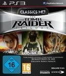 Tomb Raider TRILOGY [German Version]