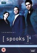 Spooks Series 4