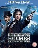 Sherlock Holmes: A Game of Shadows - Triple Play (Blu-ray + DVD + UV Copy) [2012]