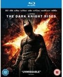 The Dark Knight Rises (Blu-ray + UV Copy)  [Region Free]