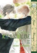Kiss Blue Vol. 2 (Yaoi manga)