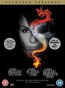The Girl with the Dragon Tattoo / The Girl who Played with Fire / The Girl who Kicked the Hornet