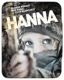 Hanna - Limited Edition Steelbook Triple Play (Blu-ray + DVD + Digital Copy)