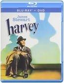 Harvey (Blu-ray + DVD + Digital Copy)