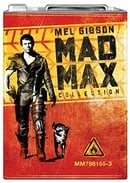 Mad Max - Limited Edition Trilogy with Petrol Can Packaging [Blu-ray + UV Copy] [Region Free]