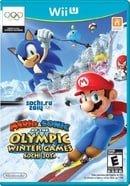 Mario & Sonic at the Sochi 2014 Olympic Winter Games - Nintendo Wii U