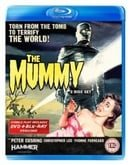 The Mummy (Blu-ray + DVD)