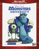Monsters University (Blu-ray 3D) [italian]