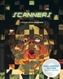 Scanners (The Criterion Collection) (Blu-ray + DVD)
