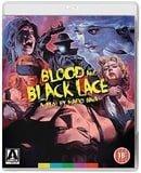 Blood and Black Lace [Dual Format Blu-ray + DVD] [Region A & B]