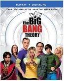 The Big Bang Theory: Season 9 (Blu-ray + Digital Offer)