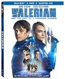 Valerian and the City of A Thousand Planets [DVD + Bluray]