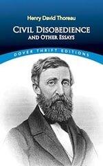 Henry David Thoreau Civil Disobedience Essay Summary