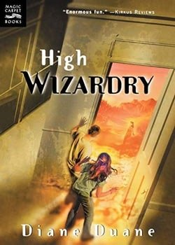 High Wizardry (Young Wizards (Quality))