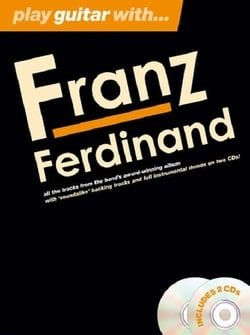 Play Guitar with Franz Ferdinand