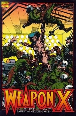 Wolverine Weapon X TPB (Wolverine (Mass))