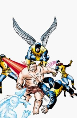 The Essential Uncanny X-Men volume 1