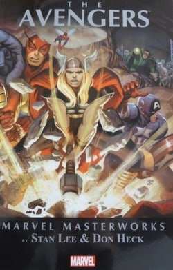 Marvel Masterworks: The Avengers Volume 2 TPB