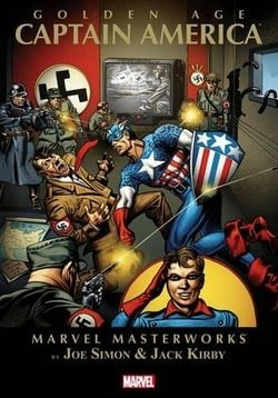 Marvel Masterworks: Golden Age Captain America, Vol. 1